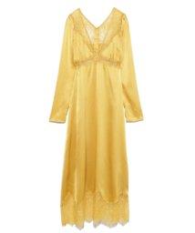 styling//Silk satin dress/501159421