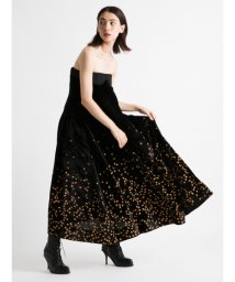 styling//Kinmokusei velor dress/501159442