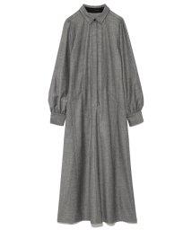 styling//Wool shirt dress/501159446