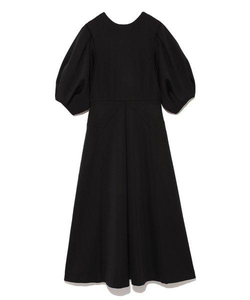 スタイリングTack sleeve one pieceレディースBLK1【styling/】