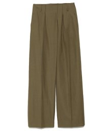 styling//Wide tuck pants/501159460
