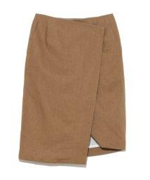 styling//Semitite wrap skirt/501159492