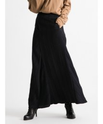 styling//Cut jacquard skirt/501159501