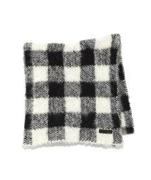 styling//Jacquard knit muffler/501159532
