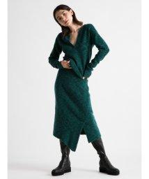 styling//Milan rib Knit skirt/501159549