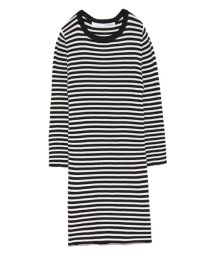 styling//Wide rib rib knit pullover/501159550