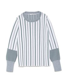 styling//High form knit pullover/501159561