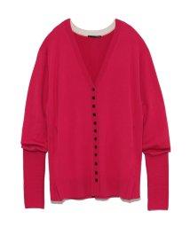 styling//Silk cashmere cardigan/501159564