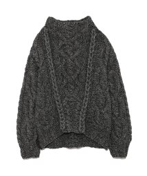 styling//Hand cable pullover/501159573