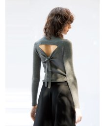 styling//Wool cashmere knit turtle/501159576