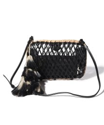 actuelselect/【LE VERNIS】Mesh Clutch Bag/501160219