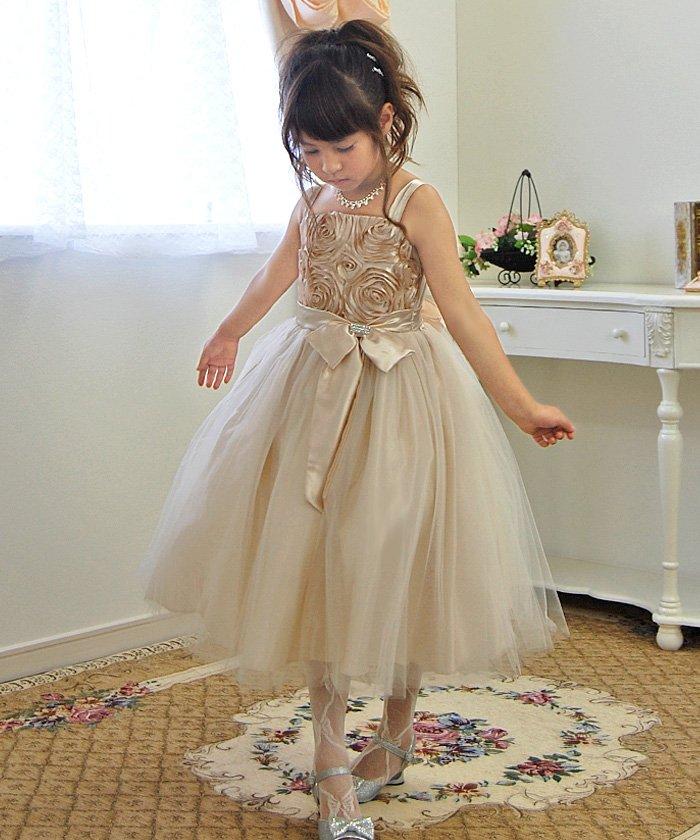子供ドレス プリンセリーヌ