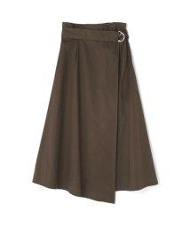 PROPORTION BODY DRESSING/《BLANCHI》コットンタイプライタースカート/501165509