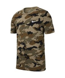 NIKE/ナイキ/メンズ/ナイキ DRI-FIT コットン カモ AOP Tシャツ/501169014