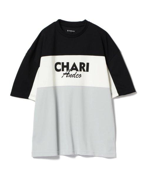 BEAMS OUTLET(ビームス アウトレット)/Chari&Co. × Ray BEAMS / 別注 MOTO Tシャツ/61040442129