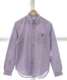 coen/クレイジーボタンオックスフォードシャツ/501165628