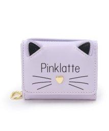 PINK-latte/ネコミニウォレット/501170338