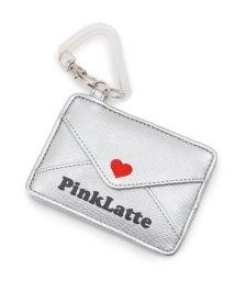 PINK-latte/ラブレターパスケース/501170339