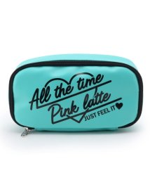PINK-latte/内側ジップポケットポーチ/501170343