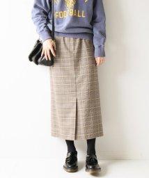 Spick & Span/≪予約≫ウールストレッチハイウエストスカート◆/501172217