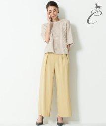 JIYU-KU /【Class Lounge】ALDENTE パンツ/501173100