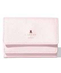 LANVIN en Bleu(BAG)/リュクサンブール 3つ折りミニ財布/LB0005338
