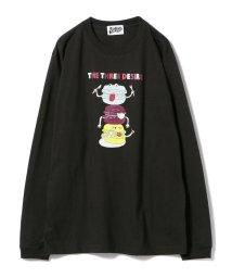 Ray BEAMS/Sho Miyata × Ray BEAMS / 別注 3DESIRE ロングTシャツ/501117864