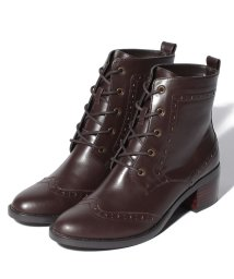 To b. by agnes b./WL36 CHAUSSURES レースアップブーツ/501164780