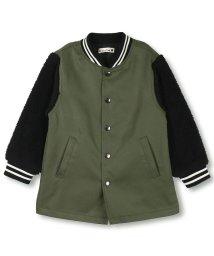 branshes/袖ボアロング丈ジャケット/501169317