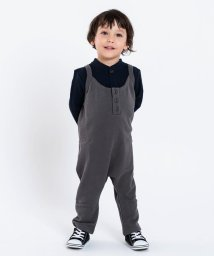 SHIPS KIDS/SHIPS KIDS:ベビー ポケット オーバーオール(80~90cm)/501173141