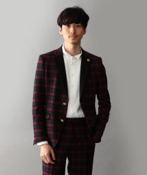 GUILD PRIME MENS/【予約販売】【Education from Youngmachines】ロンドンタータンチェックジャケット/501173276