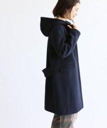 IENA/二重織りシャルムフードコクーンコート◆/501174751