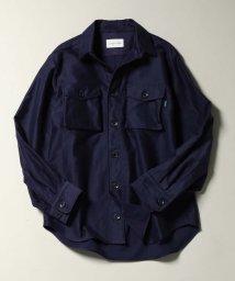 JOURNAL STANDARD/TAKE&SONS/テイクアンドサンズj.s.homestead別注:Moleskin Field Work shirt/501175383