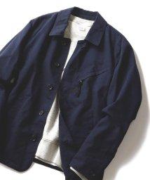 SHIPS JET BLUE/SHIPS JET BLUE: CODURA カバージャケット/501175531