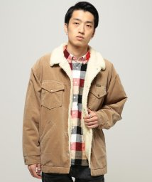 BEAMS OUTLET/Wrangler × BEAMS / 別注 ビッグ ランチコート/501175931