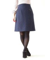 PROPORTION BODY DRESSING/ビジューポケットスカート/501175749