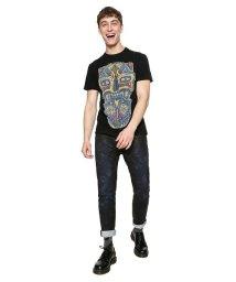Desigual/「Desigual/デシグアル」トライバル柄半袖Tシャツ/501054418