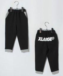 XLARGE KIDS/ロゴ テックフリースロングパンツ/501165903