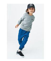 XLARGE KIDS/スケート クルーネックLSスウェット/501165904