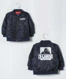 XLARGE KIDS/バックOG MA1/501165907
