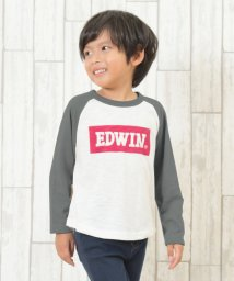 EDWIN/エドウイン長袖ラグランTシャツ/501174412