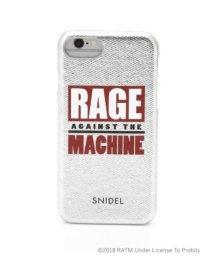 SNIDEL/RAGEコラボiPhoneケース/501177640