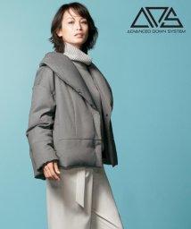 JIYU-KU /【マガジン掲載】ADS ショート丈ダウンコート(検索番号S35)/501178033