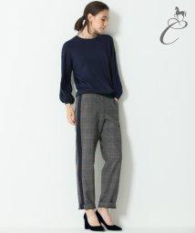 JIYU-KU /【Class Lounge】DOUBLE FACE CHECK パンツ/501178061