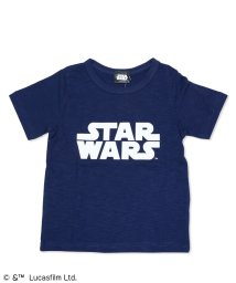 Disney/スター・ウォーズ ロゴ半袖Tシャツ/501151135