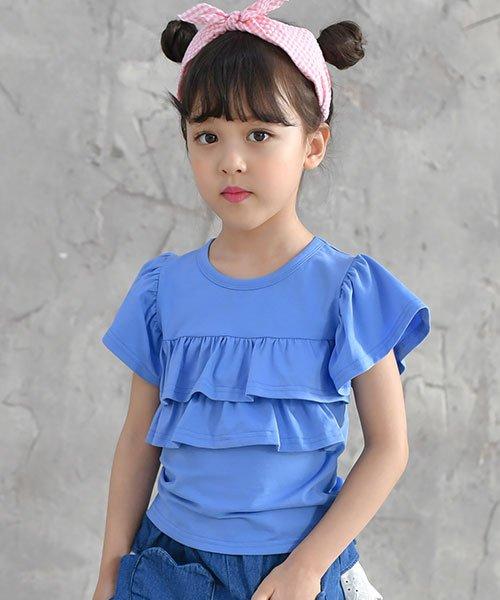 子供服Bee(子供服Bee)/6タイプから選べる半袖Tシャツ/tbb00007