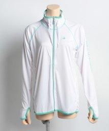 VacaSta Swimwear/【BENETTON】スタンドネックUVラッシュガードポケット付/501164981