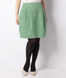 MISS J/ファンシーツィードスカート/501171188