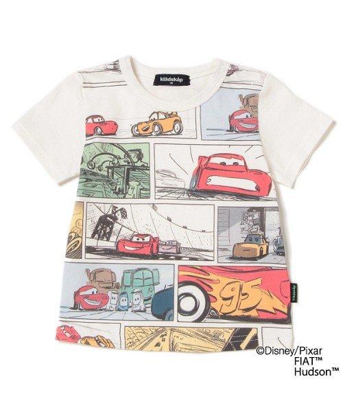 kladskap(クレードスコープ)/カーズプリント半袖Tシャツ/5383203