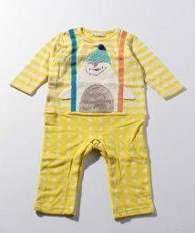 babycheer/ペンギンサスペンダー風カバーオール/501147838